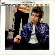 Click here for more info about 'Bob Dylan - Highway 61 Revisited - 1st - stereo p/s'
