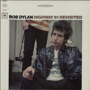 Bob Dylan Highway 61 Revisited - 3rd Canada vinyl LP