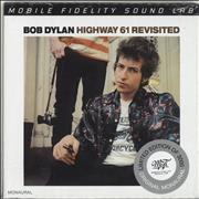 Bob Dylan Highway 61 Revisited - Sealed USA super audio CD