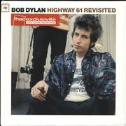 Click here for more info about 'Highway 61 Revisited - White Vinyl - Sealed'