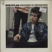 Click here for more info about 'Highway 61 Revisited - stickered shrink'