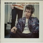 Bob Dylan Highway 61 Revisited UK vinyl LP