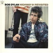 Bob Dylan Highway 61 Revisited USA vinyl LP