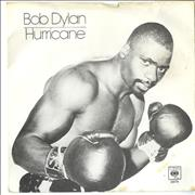 Click here for more info about 'Bob Dylan - Hurricane - P/S'