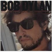 Bob Dylan Infidels Australia vinyl LP