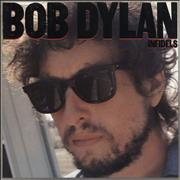 Bob Dylan Infidels Japan vinyl LP