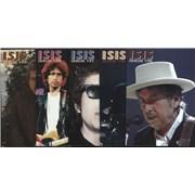 Bob Dylan Isis #130-139 UK fanzine