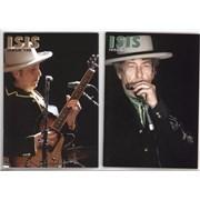 Bob Dylan Isis #150-154 UK fanzine