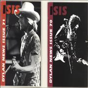 Click here for more info about 'Bob Dylan - Isis #70-79'