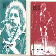 Click here for more info about 'Bob Dylan - Isis: Dylan News - 1992'