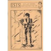 Bob Dylan Isis: Dylan News Revisited #12/13 UK fanzine
