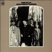 Click here for more info about 'John Wesley Harding - 180 Gram'