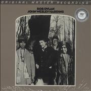 Bob Dylan John Wesley Harding - 180gm - Sealed USA 2-LP vinyl set