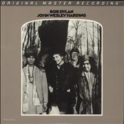 Click here for more info about 'John Wesley Harding - 180gm'