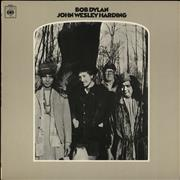 Click here for more info about 'John Wesley Harding - 1st - EX'