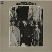Bob Dylan John Wesley Harding - 1st UK vinyl LP