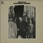 Click here for more info about 'Bob Dylan - John Wesley Harding - 2nd - EX'