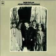 Click here for more info about 'John Wesley Harding - 2nd - VG'