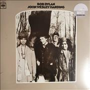 Click here for more info about 'John Wesley Harding - White Vinyl - Sealed'