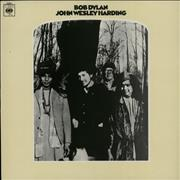 Click here for more info about 'John Wesley Harding - graduated orange label'