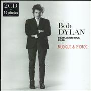 Click here for more info about 'Bob Dylan - L' Explosion Rock 61/66 - Musique & Photos - 2-CD + Photo Set'