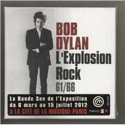 Bob Dylan L'Explosion Rock 61/66 + DVD - Sealed France cd album box set
