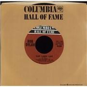"Bob Dylan Lay Lady Lay USA 7"" vinyl"
