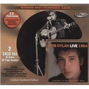Bob Dylan Live 1964 - Concert At Philharmonic Hall USA super audio CD