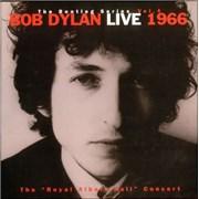 Bob Dylan Live 1966, The Royal Albert Hall Concert USA vinyl box set