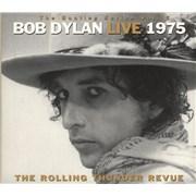 Bob Dylan Live 1975 - The Rolling Thunder Revue Japan 2-CD album set