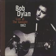Bob Dylan Live At The Gaslight 1962 USA CD album