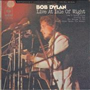 Click here for more info about 'Bob Dylan - Live At The Isle Of Wight EP - EX'