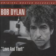 Click here for more info about 'Bob Dylan - Love And Theft - Numbered'