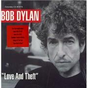 Bob Dylan Love And Theft - Sealed USA 2-LP vinyl set