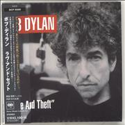 Bob Dylan Love And Theft Japan CD album