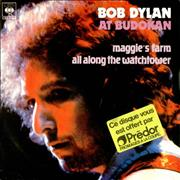 Click here for more info about 'Bob Dylan - Maggie's Farm - Prédor issue'