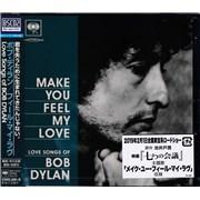 Bob Dylan Make You Feel My Love - Love Songs Of Bob Dylan Japan Blu-Spec CDS