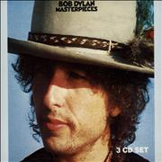 Bob Dylan Masterpieces Australia 3-CD set