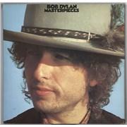 Bob Dylan Masterpieces - EX New Zealand 3-LP vinyl set