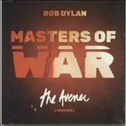 "Bob Dylan Masters Of War (The Avener Rework) - RSD18 - Sealed UK 7"" vinyl"