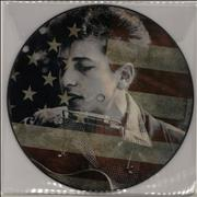 """Bob Dylan Mixed Up Confusion UK 7"""" picture disc"""