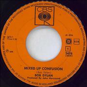 Click here for more info about 'Bob Dylan - Mixed Up Confusion'