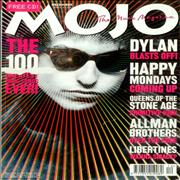 Click here for more info about 'Bob Dylan - Mojo'