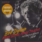 Click here for more info about 'Bob Dylan - More Blood, More Tracks - Hype-Stickered Shrink'