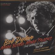 Bob Dylan More Blood, More Tracks: The Bootleg Series Vol.14 Deluxe Edition UK cd album box set