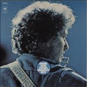 Click here for more info about 'Bob Dylan - More Bob Dylan Greatest Hits - graduated orange label'