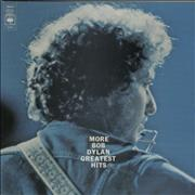 Click here for more info about 'More Bob Dylan Greatest Hits - 1st'