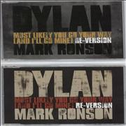 Click here for more info about 'Bob Dylan - Most Likely You Go Your Way [And I'll Go Mine] - Mark Ronson'
