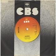 "Bob Dylan Mozambique UK 7"" vinyl"