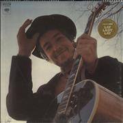 Bob Dylan Nashville Skyline - 1st - Hype Stickered Shrink USA vinyl LP
